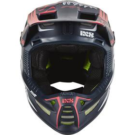 IXS Xult Cykelhjelm, black/red